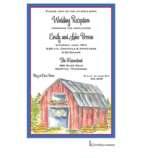 After The Wedding Invitations: After The Wedding Party Invitations Or Elopement Party