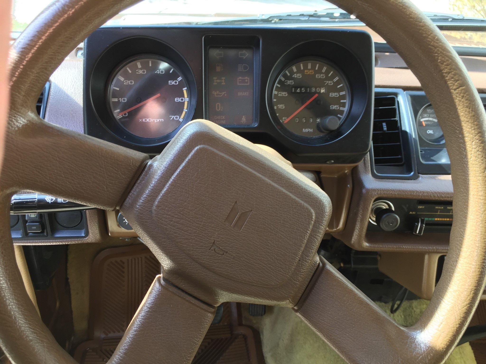Modified 1988 Isuzu Trooper Trooper Classic Cars Online Classic Cars