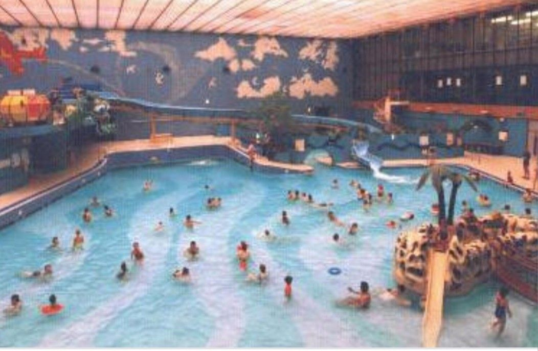 Crowtree Leisure centre Sunderland Tyne and wear