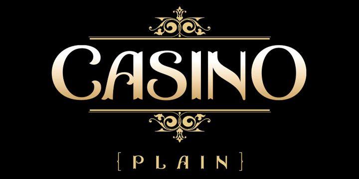 Casino Font