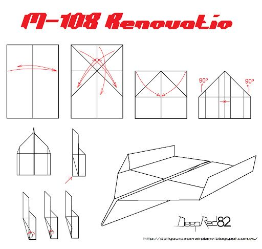 Aviones de papel infografas do it your paper airplane aviones de papel infografas do it your paper airplane 108322219929442422558 lbumes malvernweather Images