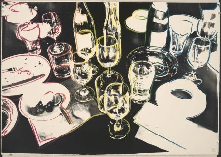 Andy WARHOL (1928-1987) After the Party, 1979 Screenprint