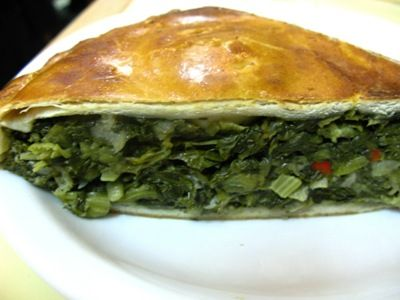 Recipe for pascualina an argentine vegetable pie filled with swiss recipe for pascualina an argentine vegetable pie filled with swiss chard and hard boiled eggs a popular vegetarian option pasculina vegetarian forumfinder Image collections