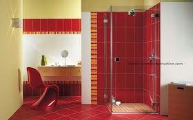 Bathroom Tiles : Gallery | Wall tiles design, Ideal ...
