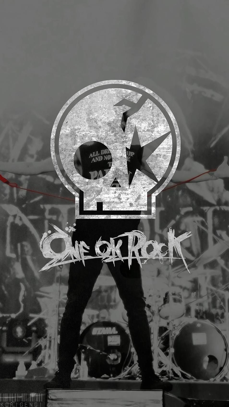 One Ok Rock Korigengi Anime Wallpaper Hd Source One Ok Rock Rock Background Japanese Artists