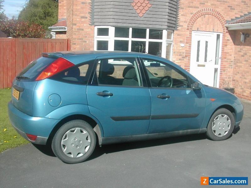 Car For Sale Ford Focus 1 6 Zetec Automatic Mk1 Auto