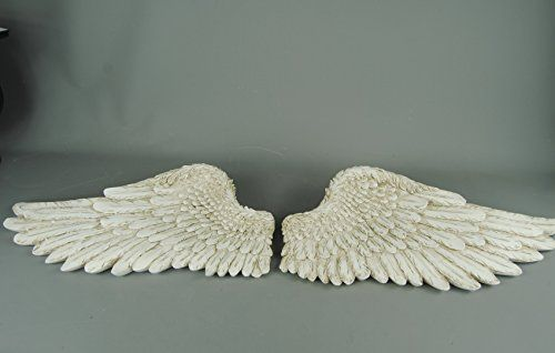 Pair of Antique White and Cream Angel Cherub Wings a love... https://www.amazon.co.uk/dp/B0089KGJIA/ref=cm_sw_r_pi_dp_x_Q2mayb3M5H25R