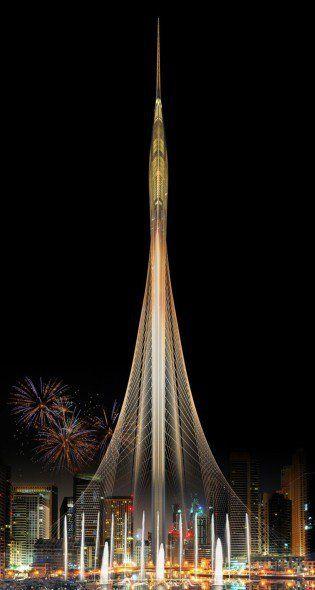 arquitecto santiago calatrava va a disear en dubi el nuevo edificio ms alto del planeta