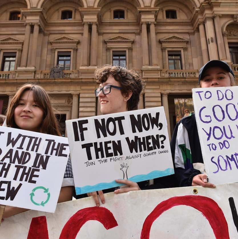 Greta Thunberg Leader Of A Worldwide Revolution For Climate Change Climate Change Poster Protest Signs Climate Change