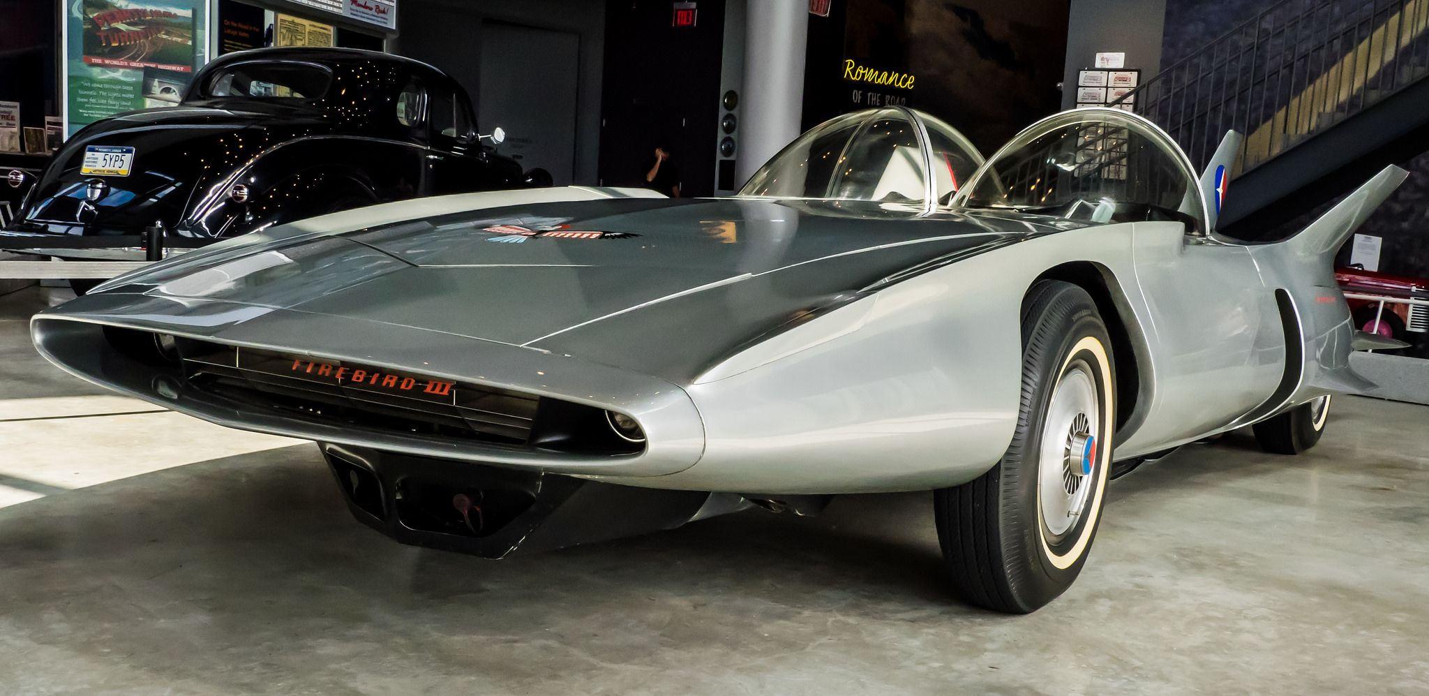 gm s firebird iii concept car vintage cars pinterest cars