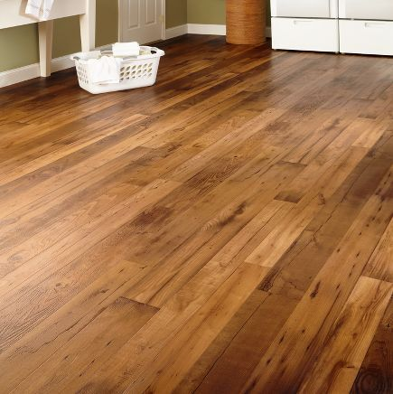Vinyl Sheet Flooring Looks Like Wood