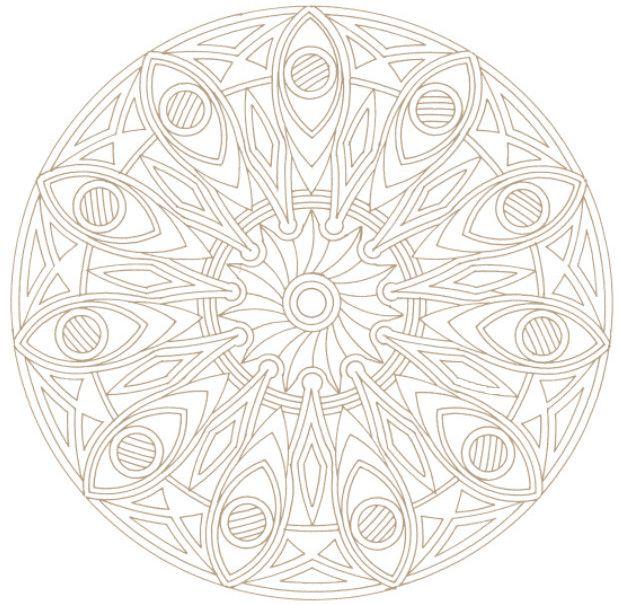 pinjennifer kuster on mandala  mandala coloring pages