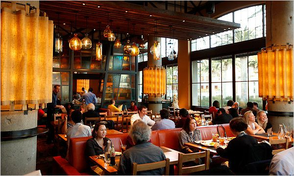 Choice Tables New Variety In Oakland S Restaurants Nytimes