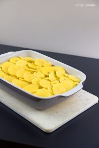Ein einfaches, leckeres und gelingsicheres Kartoffelgratin-Rezept. Eine schmackhafte Beilage <3