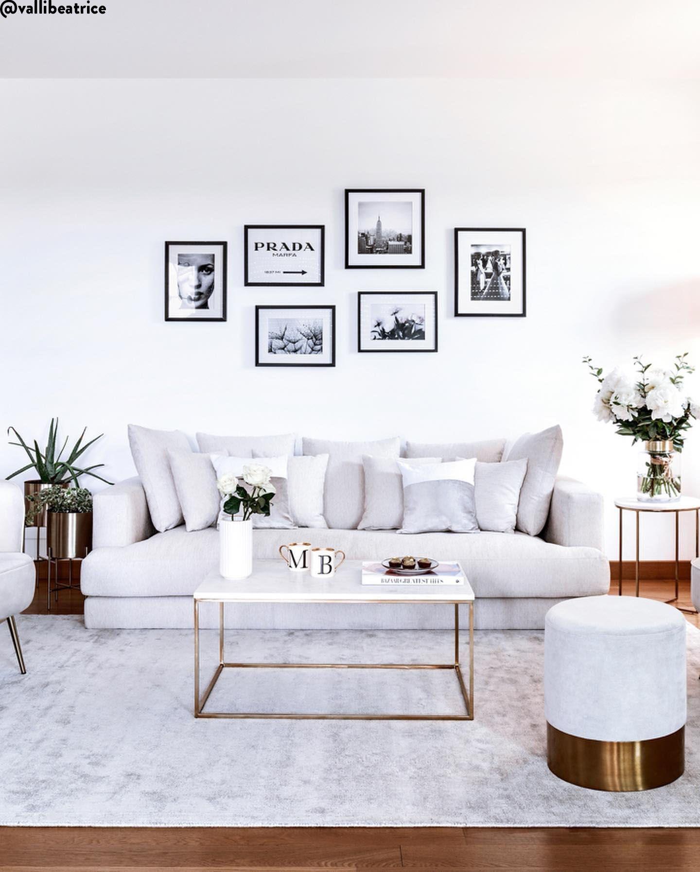 Wohnzimmer-WOW: Traumkombi Sofa & Couchtisch in 3 Stilen
