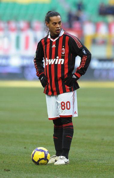 Ronaldinho Photos Photos Ac Milan V As Livorno Calcio Serie A