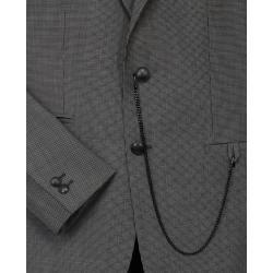 Photo of The Kooples – Graue elegante Jacke mit Motiven – Damen