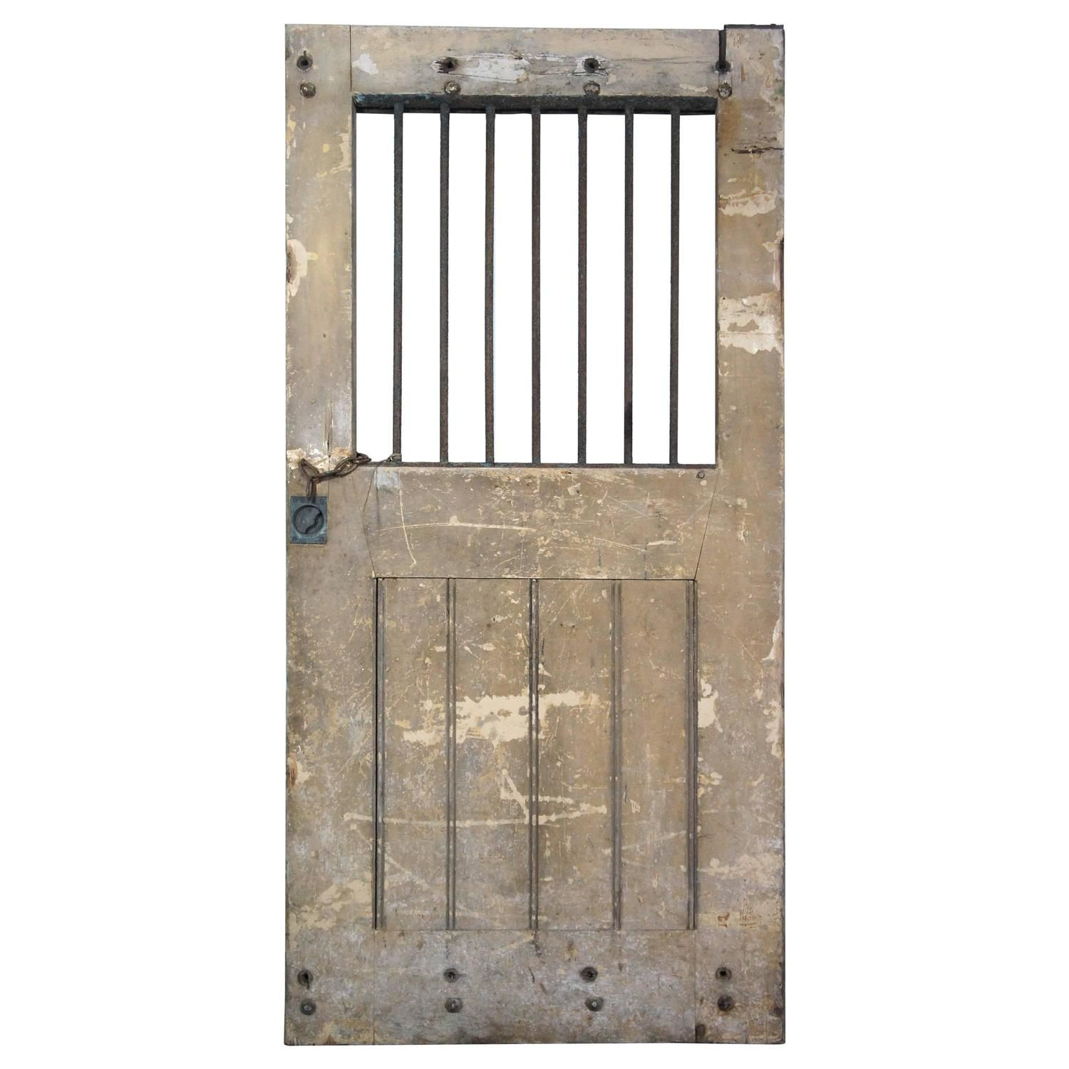 English Country Estate Stable Door Decorative Antique Architectural - English Country Estate Stable Door Decorative Antique Architectural