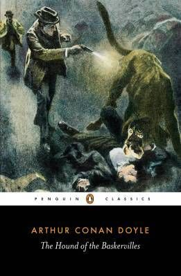 The Hound of the Baskervilles by Arthur Conan Doyle - A thrilling story, its only fault being that it needed a bit more of Sherlock and a bit less of Watson...