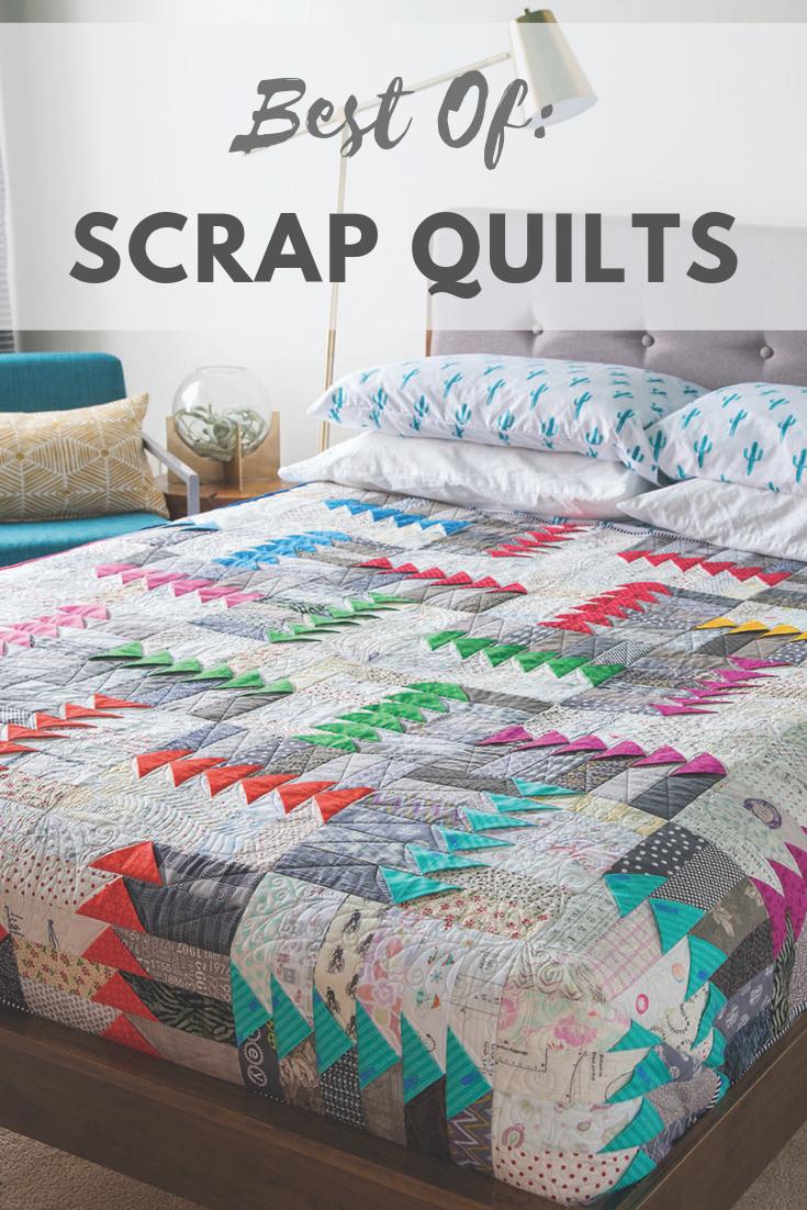 Best Of Scrap Quilt Blogs Quilts Scrap Quilts Scrap Quilt Patterns