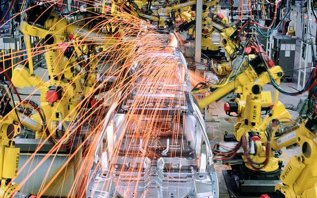 The Glass Cage Where Automation Is Taking Us By Nicholas Carr Review Persuasive And Nuanced Assembly Line Car Frames Glass Cages