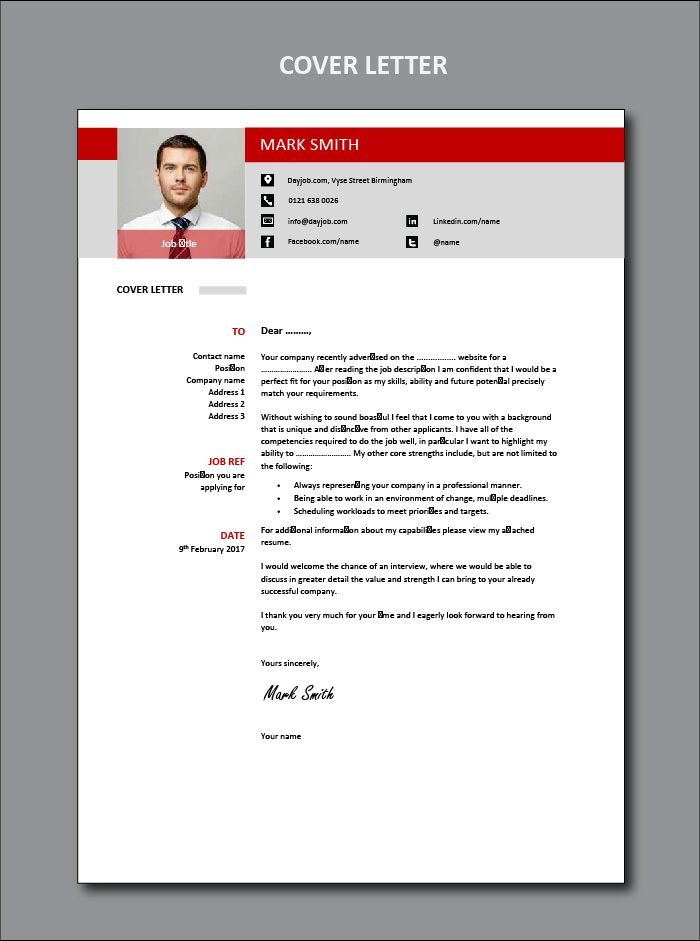 What Is A Cover Letter For A Resume Fascinating Cover Letter Cv Resume For Job Template Example Sample .