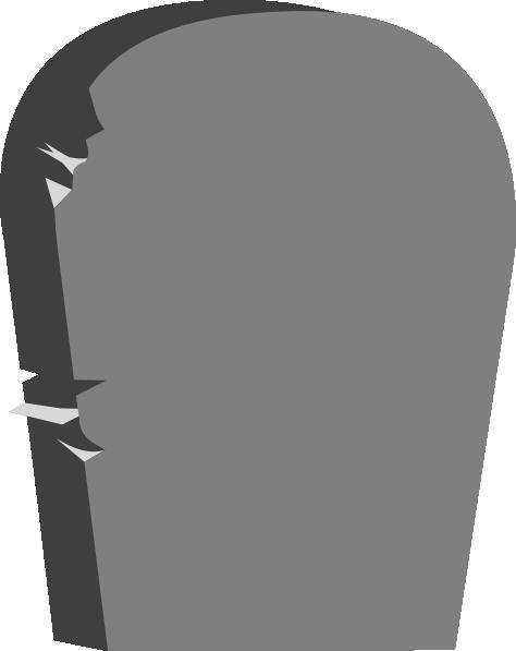 Cartoon Tombstones Clipart Best Tombstone Gravestone Halloween Fence