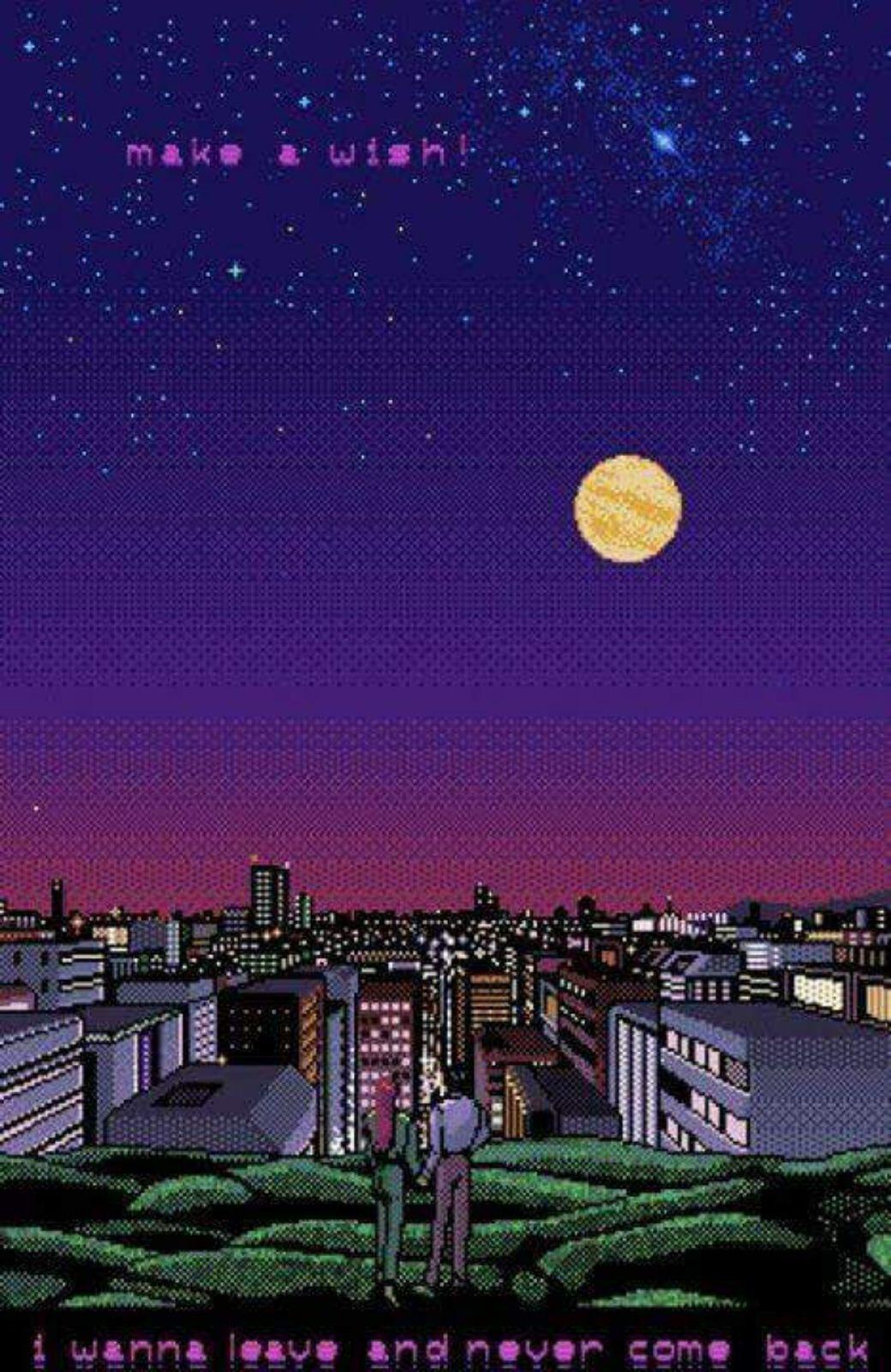 Pin by Specc_ on Aesthetic Vaporwave art, Pixel art