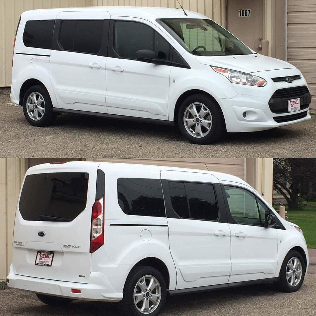 2016 White Ford Transit Connect Campervan Solar Warranty