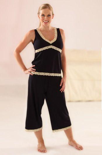 Emma Jane maternity pyjamas, 871. Soft viscose and elastane. http ...