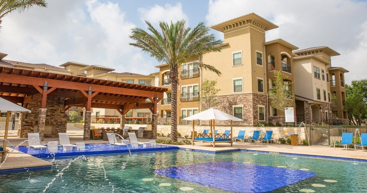 Uptown Square in San Marcos, Texas provides upscale, off ...