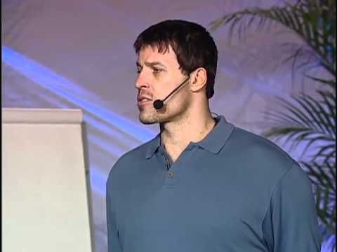 Training NLP with Tony Robbins http://www.morenlp.com Interested ...