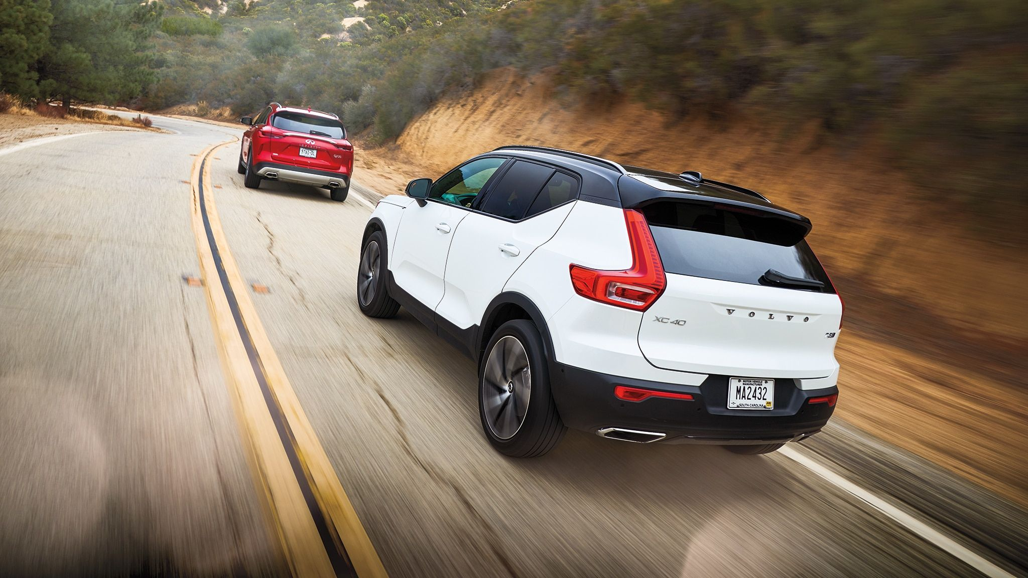 The 2019 Volvo Xc40 Is An Endearingly Different Baby Volvo Online Top Products Allstars Carawards Latestnews Amaz Volvo Best Amazon Products New Cars