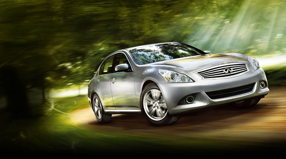 Infiniti G37 one of Consumer Reports best of class for