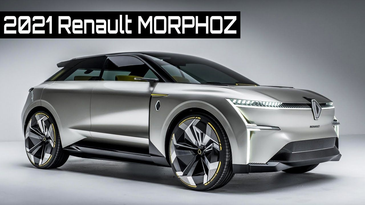 2021 Renault MORPHOZ em 2020