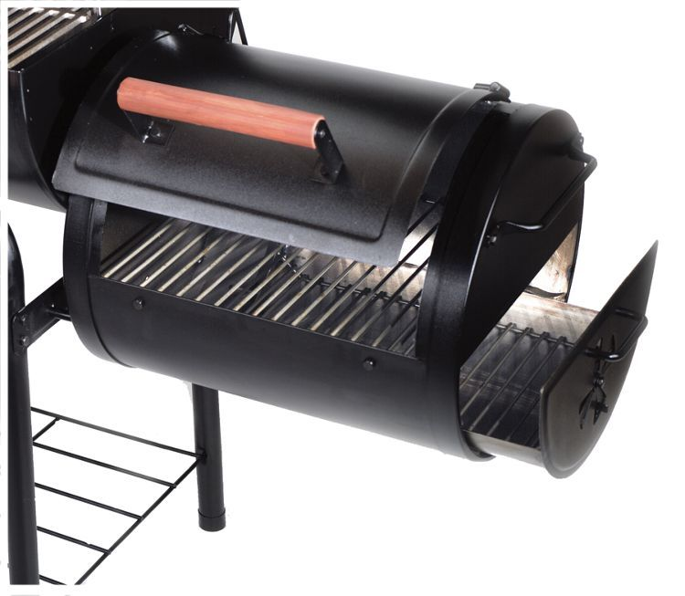 Char Griller 174 Side Fire Box For Charcoal Grills Model 2