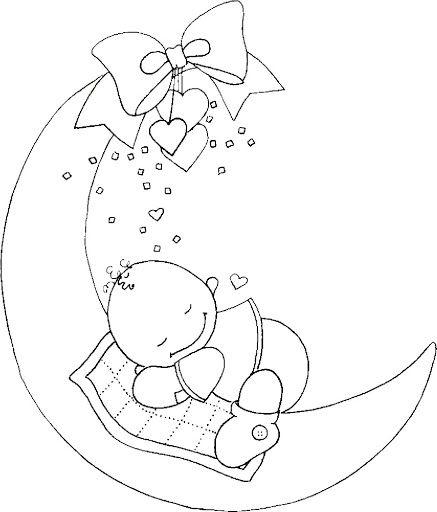 Dibujos y Plantillas para imprimir: bebes   TARJETAS BEBE Y NIÑOS ...