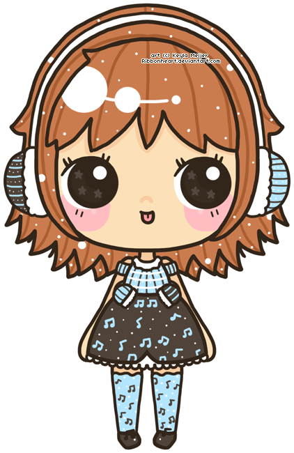 Bonequinha Com Frio Kawaii Chibi Cute Drawings Cute Anime Pics