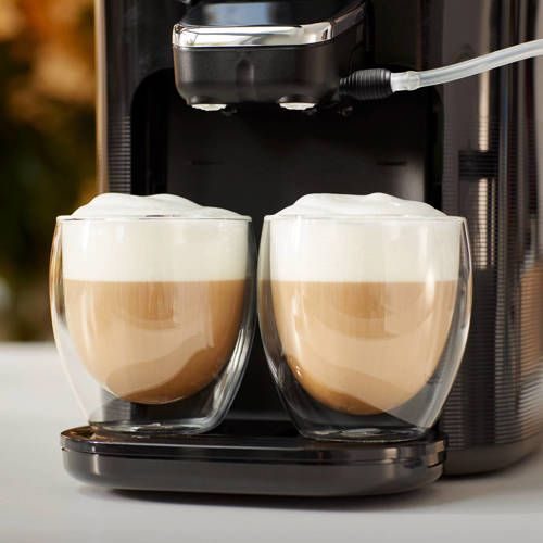 Philips Senseo Latte Duo Plus Koffiezetapparaat Hd6570 60 Koffiezetapparaat Latte Macchiato En Kopjes