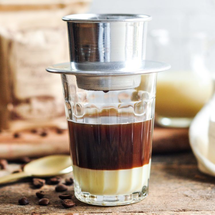 Traditional Vietnamese Coffee Coffee, Coffee aroma