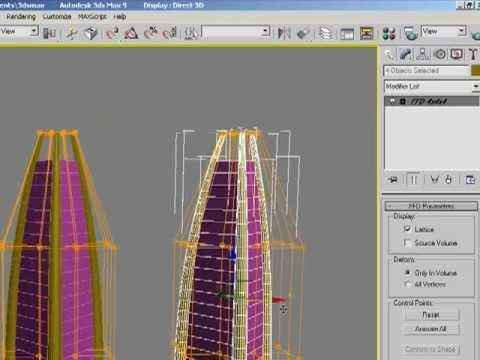 Modeling house 3ds max tutorial