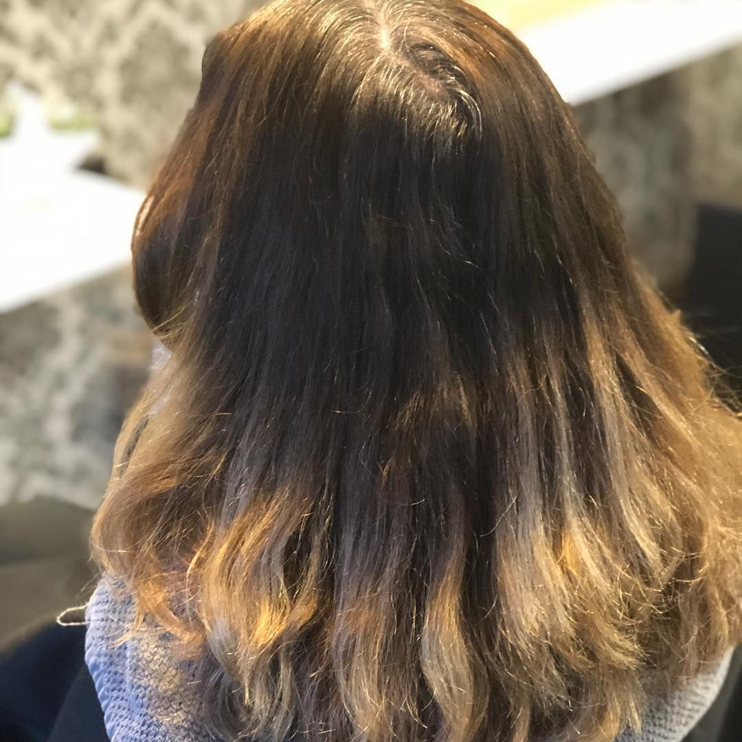 Small Change Makes Big Change Affordable Price Make Expensive Look Sunkissedcolor Byrobinlee Hig Hair And Beauty Salon Long Hair Styles Short Hair Styles