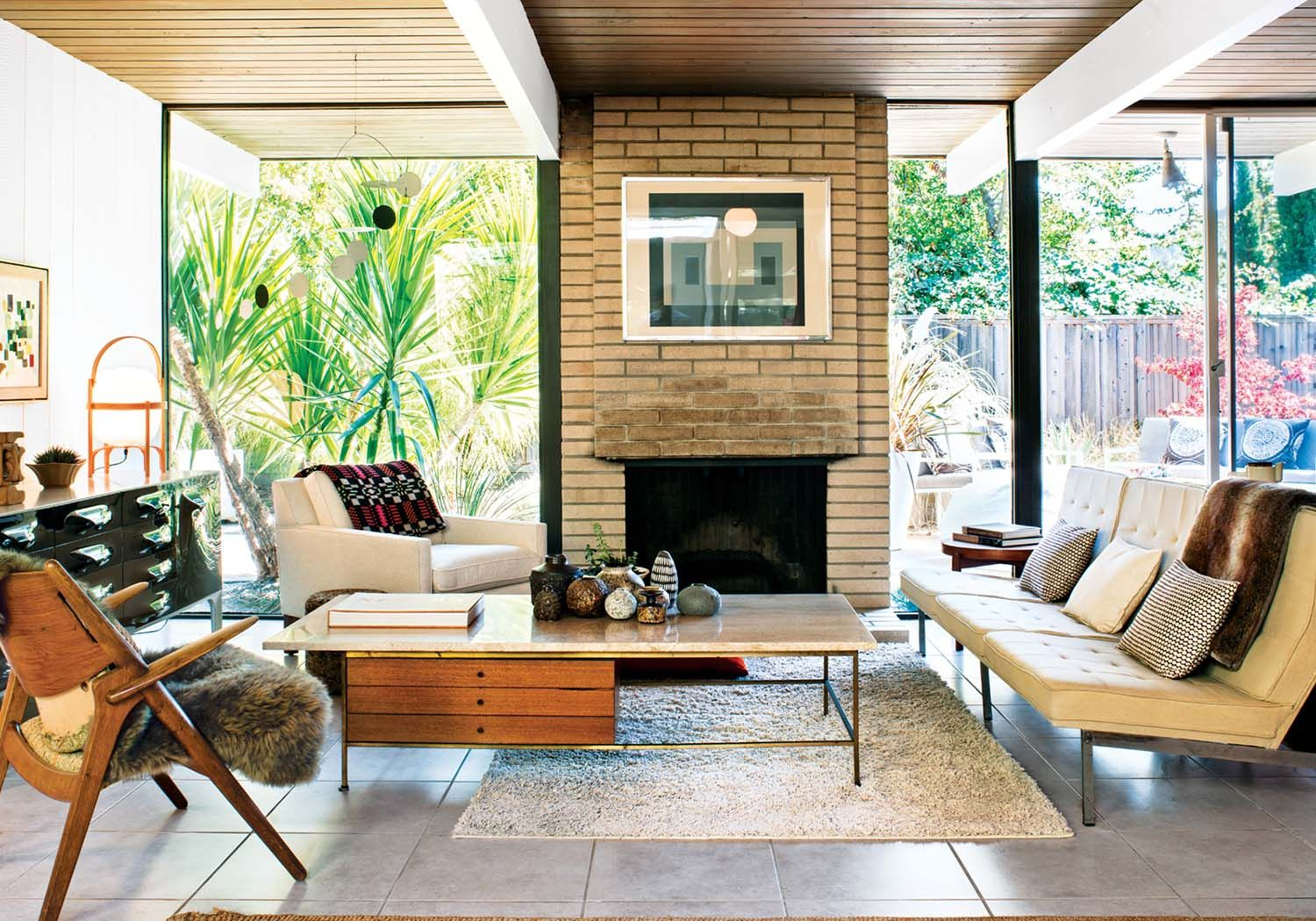 Best Trend Report The Rise Of Cozy Modern Design Mid Century 400 x 300