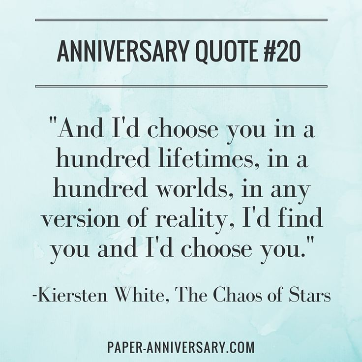 Love Quotes To Your Husband Fascinating 20 Perfect Anniversary Quotes For Him  Anniversaries