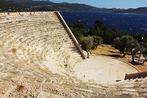 Kas amphitheater