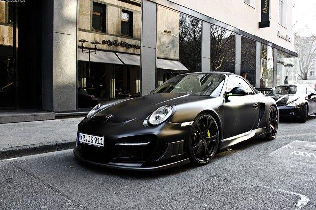 Porsche 997 Techart GT Street R Convertible | Supercar Spotted