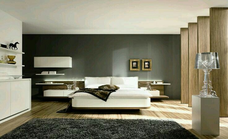 Camera matrimoniale | Home | Camera da letto moderna, Camera ...