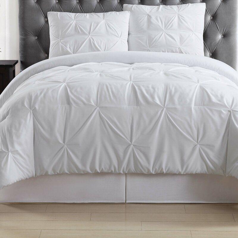 Solid Duvet Cover Set In 2021 Solid Duvet Duvet Cover Sets Comforter Sets