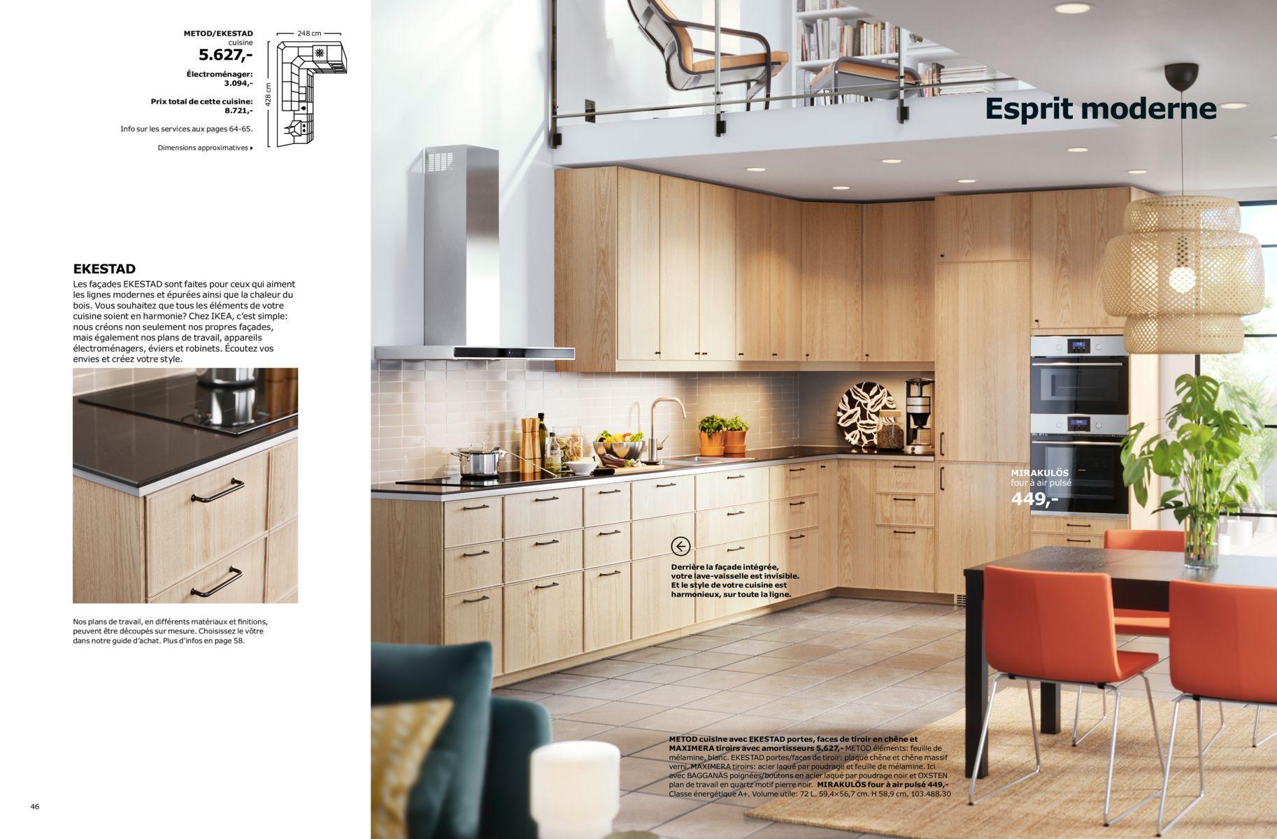 Kitchen Brochure 2018 Ikea Keuken Keukens Keuken Ontwerpen