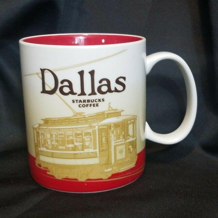 Starbucks Dallas Coffee Mug 16 oz 2012 Starbucks in 2020